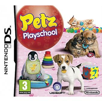 Petz Play School (Nintendo DS)-New