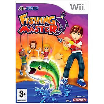 Fishing Master (Wii)-in de fabriek verzegeld