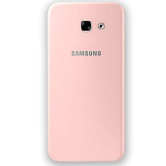 Samsung battery cover for Galaxy A5 2017 A520F GH82 13638D battery lid + adhesive pad pink