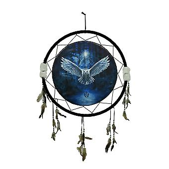Anne Stokes Awaken Your Magic Extra Large Canvas Dreamcatcher 24 Inch