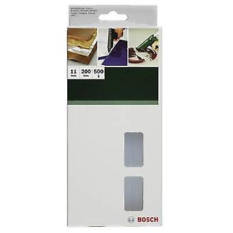 Bosch Accessories Hot melt glue sticks 11 mm 200 mm Transparent 500 g