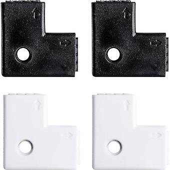 Paulmann 70599 YourLED L-shape connector (L x W) 23 mm x 23 mm