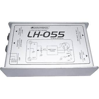 Omnitronic LH-055 Passive DI box 1-channel