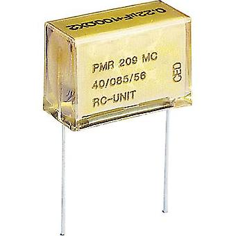 Kemet PMR209MC6220M100R30 PMR dämpning kondeneller Radial bly 0,22 μF 250 V AC, 630 V DC 20% 1 st (s)