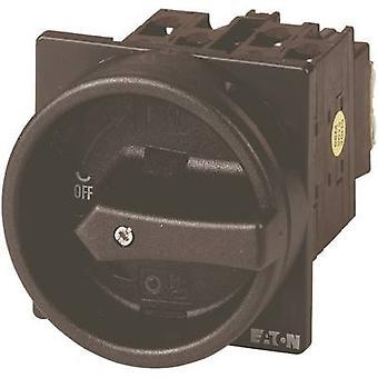 Eaton T0-2-1/EA/SVB-SW Hekschakelaar afsluitbare 20 A 690 V 1 x 90 ° zwart 1 PC('s)