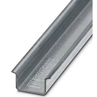 Hutprofile-suporte ferroviário NS 35/15 ZN ungelocht 2000mm Phoenix contato conteúdo: 2 m