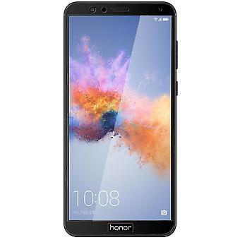 Screen protector for Honor 7X, Tempered Glass with black edges
