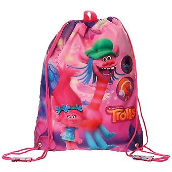 Multipurpose bag shoes and Trolls