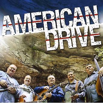 American Drive - American Drive [CD] USA import