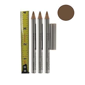 لورا ميرسييه كول العين قلم 'الذهب الأسود' 0.03oz/.85g,MINI (حزمة من 3)