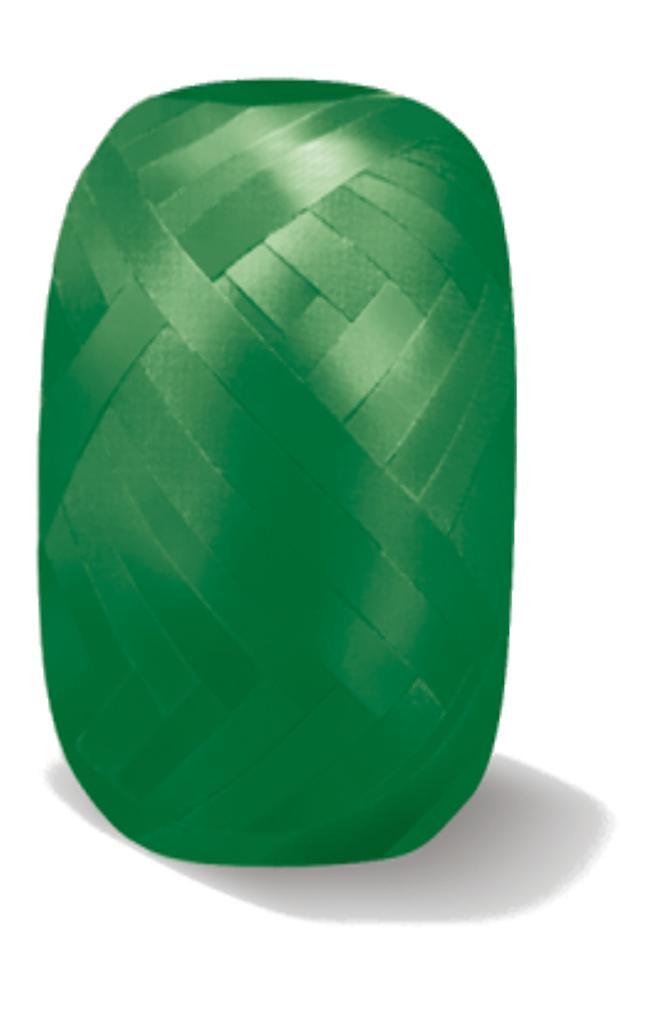 Ballongsnöre Grönt 20 m x  7 mm