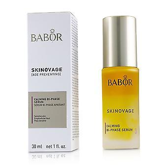 Babor Skinovage [age Preventing] Calming Bi-phase Serum - For Sensitive Skin - 30ml/1oz