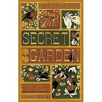 Den hemliga trädgården (illustrerad med interaktiva element) av Secr