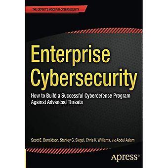 Cybersecurity Enterprise: Come costruire un riuscito programma di difesa contro minacce avanzate