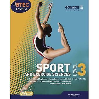 BTEC niveau 3 nationale Sport en Wetenschappen Student werkboek