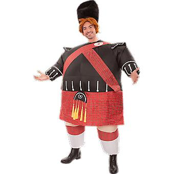 Orion Costumes Mens Inflatable Fat Scot Character Film Fancy Dress Costume