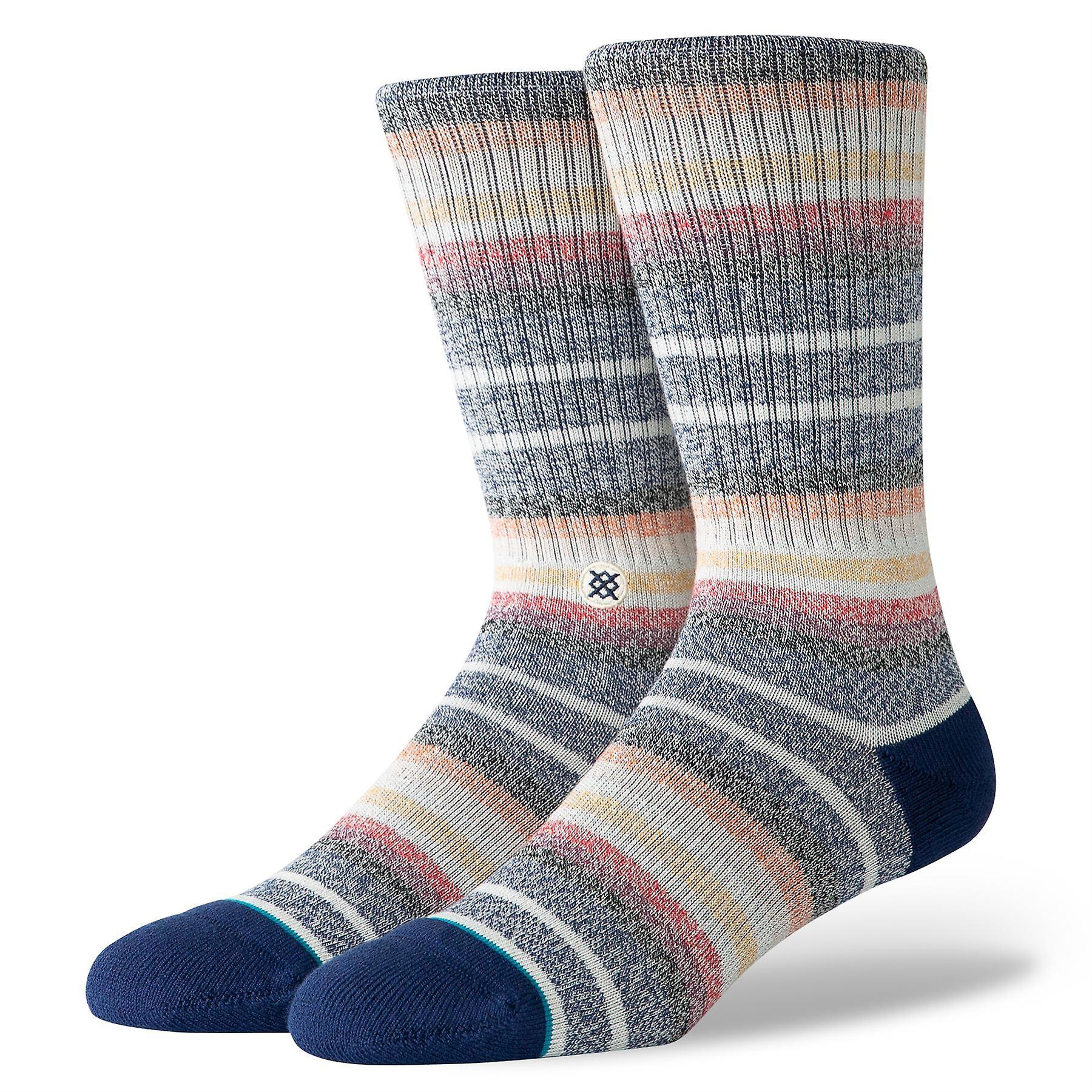 Stance Foundation Mens Socks ~ Thirri navy (size L)