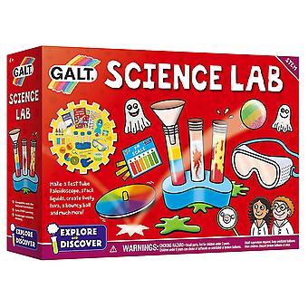 Kit de laboratorio de ciencia de juguetes de Galt