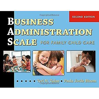 Betriebswirtschaft-Skala für Familie Kinderbetreuung (Bas)