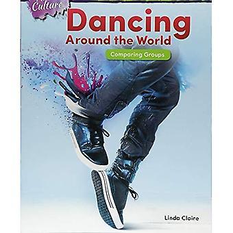 Kunst en cultuur: dansen rond de wereld: vergelijken van groepen (kleuterschool) (wiskunde lezers)