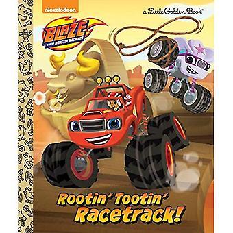 Rootin' circuit Tootin'! (Blaze en de Monster-Machines) (Gouden boekje)