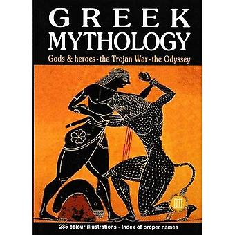 Greek Mythology: Gods & Heroes - The Trojan War - The Odyssey