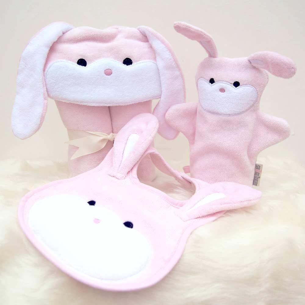 Bonny Bunny baby towel gift set