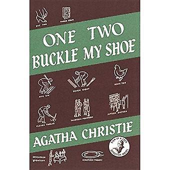 Um, dois, fivela meu sapato (Edtn Agatha Christie fac-símile)