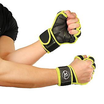 Fitness Mad Power Lift Gloves in Black