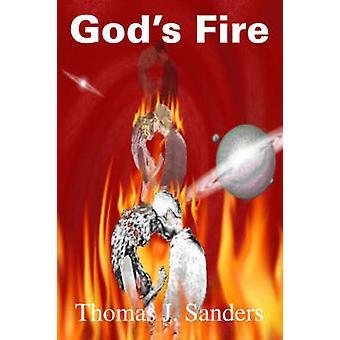 Feuer der Götter von Sanders & Thomas J.