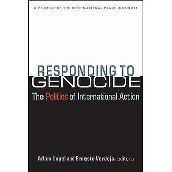 Reageren op Genocide