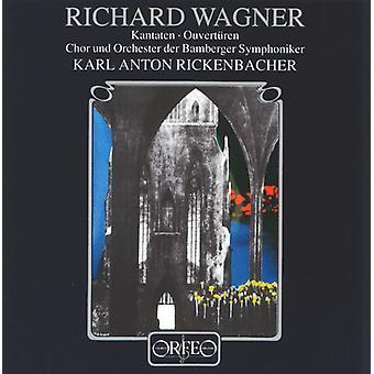 R. Wagner - Wagner: Cantatas & Overtures [CD] USA import