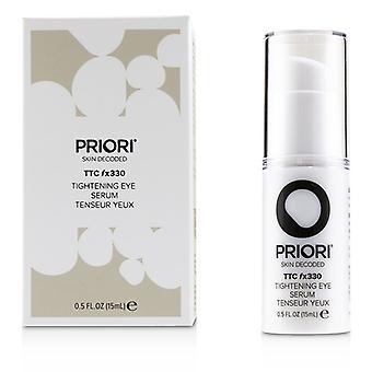 Priori TTC Fx330 aanscherping oog serum-15ml/0.5 oz