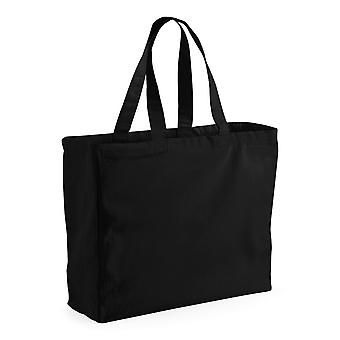 Westford Mill Canvas Classic Shopper Bag - 26 Litres (Pack of 2)