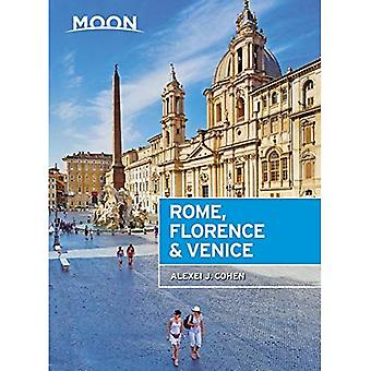Moon Rome, Florence & Venice (Second Edition)
