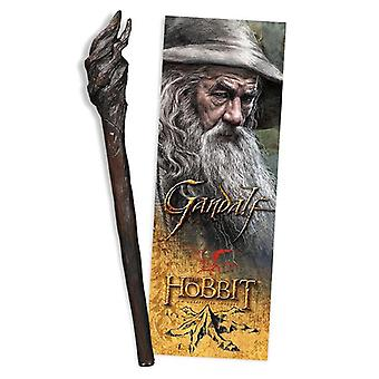 The Hobbit Gandalf Staff Pen and Lenticular Bookmark
