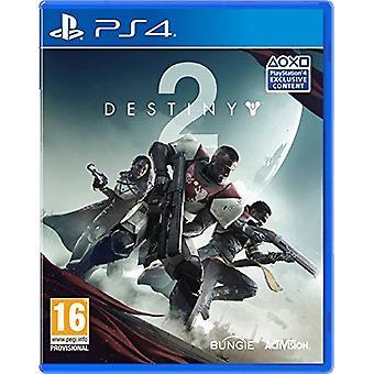 Schicksal 2 PS4 Spiel