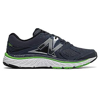 New Balance 940v3 Mens D Width (standard) Road Running Shoes W/ Support For Overpronation Blue/green