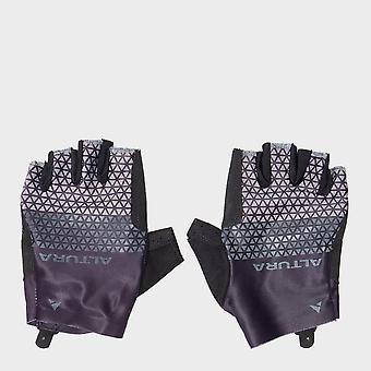 Nouveau Altura Progel Mitt Fingerless Cycling Gloves Black