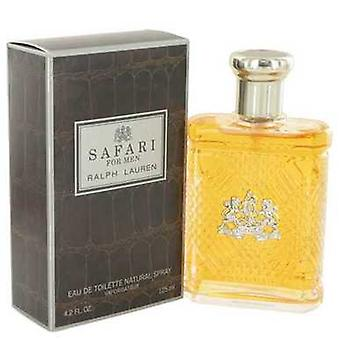 Safari door Ralph Lauren Eau de toilette spray 4,2 oz (mannen) V728-401237