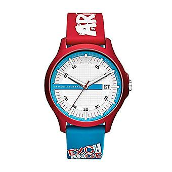 הבורסה של ארמני. שעון גברים פונקציה AX2409
