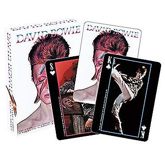 Playing Card - David Bowie New 52424