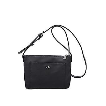 Fritzi aus Preussen Kama - Black Women's shoulder bags (Black) 6x23.5x19 cm (W x H L)
