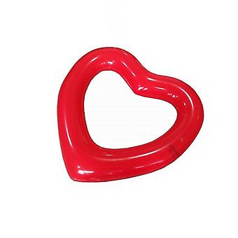 Bath ring, Red heart