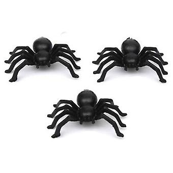 50pcs edderkopper i plast-decoration-Halloween