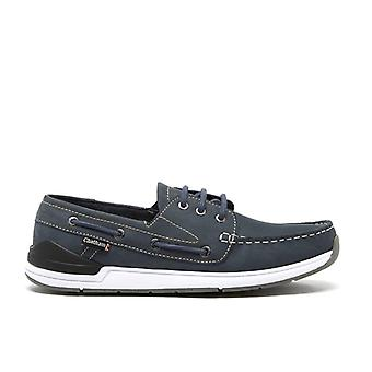 Chatham Men's Fairway Casual Boat Shoes