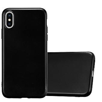 Fodral för iPhone XS MAX Flexibel TPU Silikon telefonväska - Omslag - ultra slim