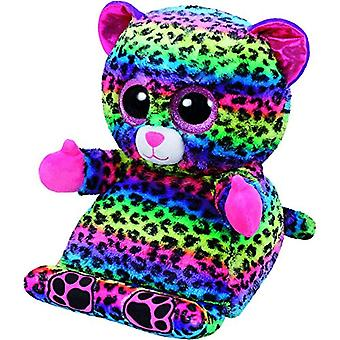 TY Lance Leopard Stuffed animal Tablet holder for tablet 30cm