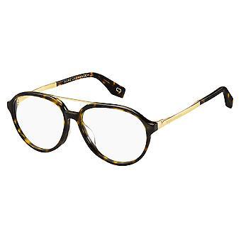 Marc Jacobs Marc 319/G 086 Dark Havana Glasses
