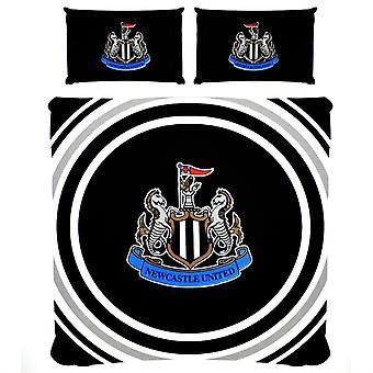 Newcastle United FC Pulse Reversible Duvet Set